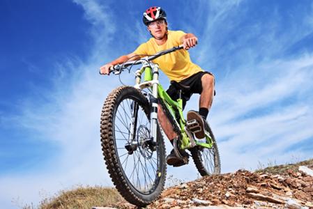 Horská kola - Mountainbikes - All Mountain (Full Suspension)