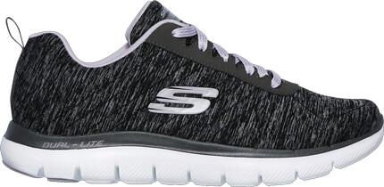 Womens Skechers Flex Appeal 2.0 In Focus Fashion Sneakers