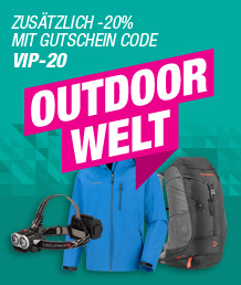 Outdoorwelt -20%